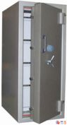 CMI Class A High Security Safe - 3 Drawer