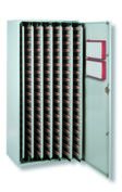 Burg Multi-Panel Key Cabinet 3000