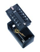 Aus Lock Key Safe
