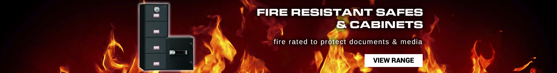 Fire Resistant Safes & Cabinets